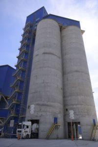 Завод ООО «АТОМ Цемент» построен под Сысертью