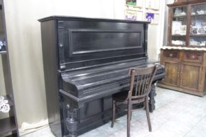 На пианино фирмы «Я.Беккер» когда-то играли сухоложцы