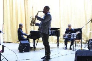 В ритмах джаза