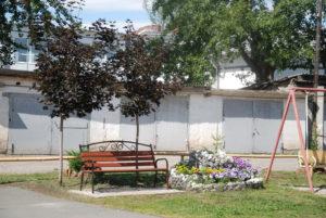 Лучшая детская площадка в городе – у дома №30 на ул. Победы
