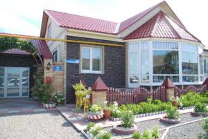 Лучший дом усадебного типа в сельской местности – у Юрия и Ольги Романовых, с. Новопышминское
