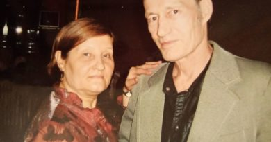 Владимир Филатов с женой Марией Григорьевной, 2010 г.