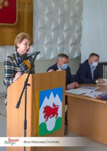 доклад главного врача Сухоложской РБ о ходе вакцинации в городском округе