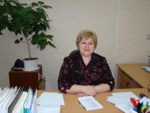 Елена Ивановна Макарова