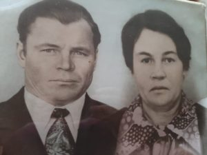 Магдалина и Юрий Новоселовы