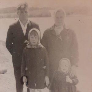 Семья Новоселовых, 1970-е годы
