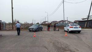 Пострадал пешеход при ДТП в Сухом Логу