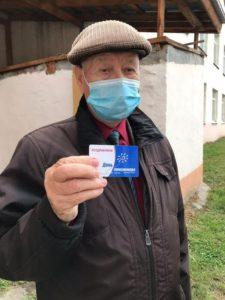 председатель Совета ветеранов Анатолий Кыштымов