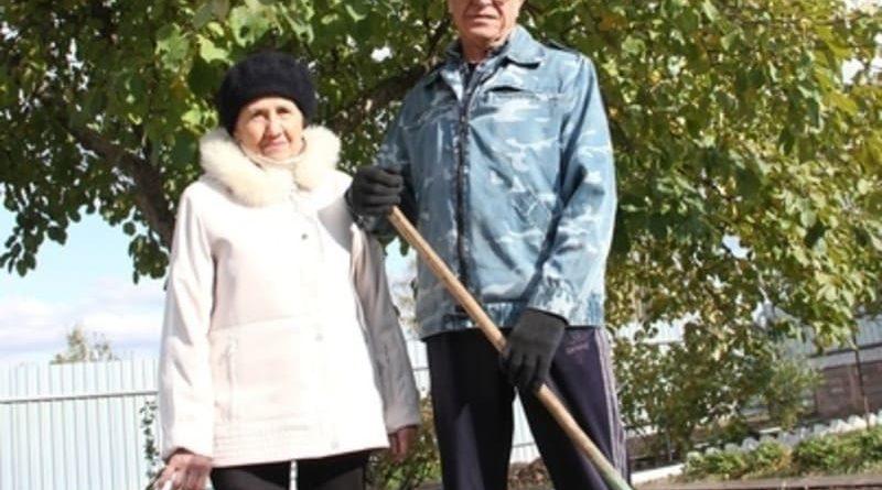 Супруги Рубцовы
