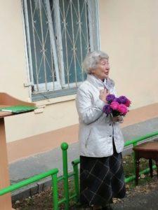 В Сухом Логу открытие мемориальной доски, посвященной Таисии Васильевне Андриевской