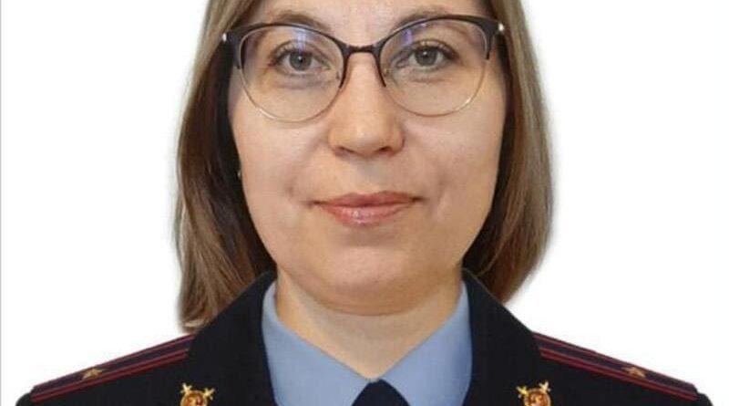 Мария Топоркова