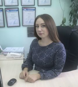 Любовь Павловна Вяткина